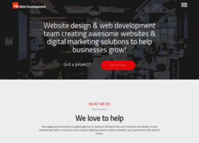 pbwebdev.com