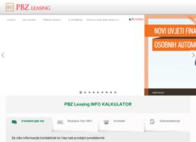 pbz-leasing.hr