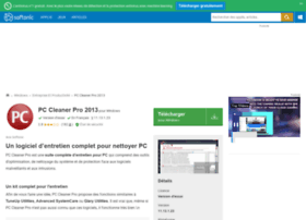 pc-cleaner-pro-2013.softonic.fr