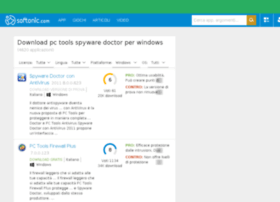 pc-tools-spyware-doctor.softonic.it
