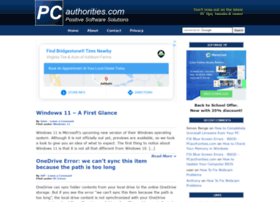 pcauthorities.com