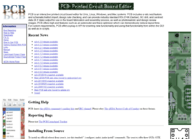 pcb.geda-project.org