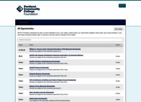 pccscholarships.academicworks.com