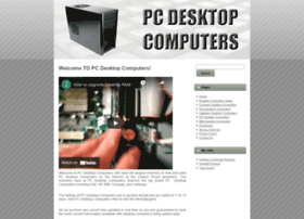 pcdesktopcomputers.net