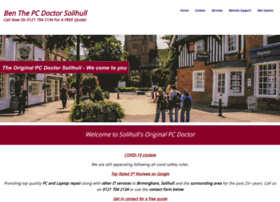 pcdoctorsolihull.co.uk