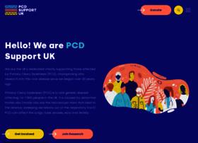 pcdsupport.org.uk