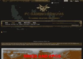 pcgaming-forum.com