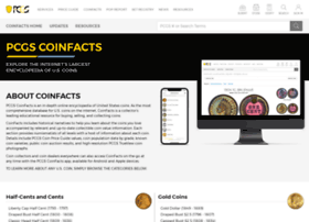 pcgscoinfacts.com