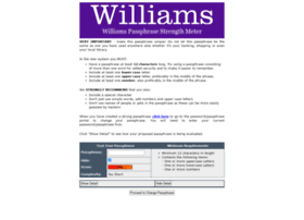 pchanger.williams.edu