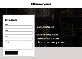 pcrecovery.com