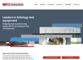 pcs-instruments.co.uk