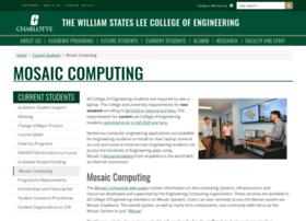 pcs.uncc.edu