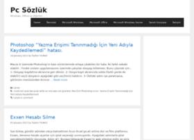 pcsozluk.com
