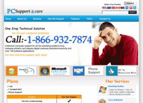 pcsupportandcare.com