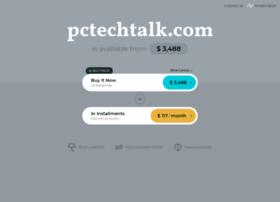 pctechtalk.com