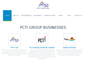 pctigroup.com