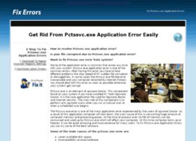 pctssvcexeerrorfix.com