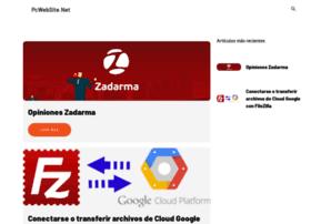 pcwebsite.net