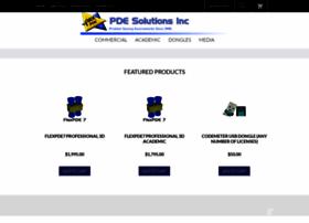 pdesolutions-com.3dcartstores.com