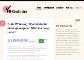 pdf-checklisten.de