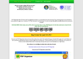 pdf-organizer.easy-to-use-solutions.com