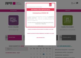 pdf.apronline.gov.ar