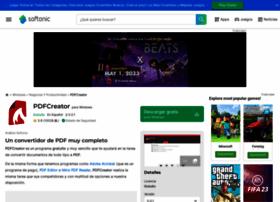 pdfcreator.softonic.com