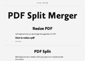 pdfsplitmerger.com