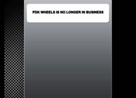 pdkwheels.com