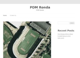 pdmronda.com