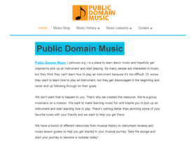 pdmusic.org