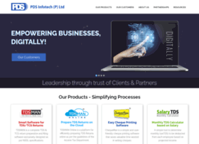 pdsinfotech.com