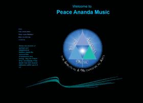 Peaceanandamusic.com