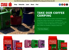 peacecoffee.com