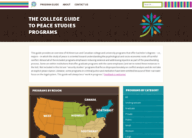 peacecolleges.com