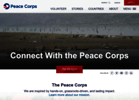 peacecorps.gov