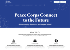 peacecorpsconnect.org