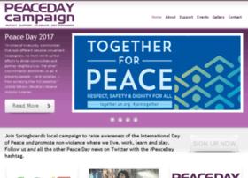 peacedaycampaign.com