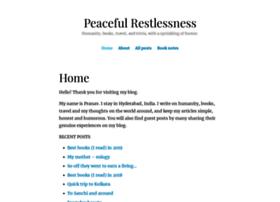 peacefulrestlessness.com