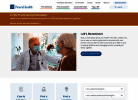 peacehealth.org