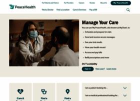 peacehealth.org