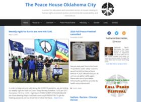 peacehouseok.org