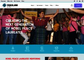 peacejam.org