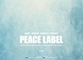peacelabelusa.com