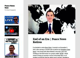 peacenewsnow.com