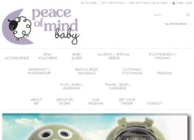 peaceofmindbaby.com