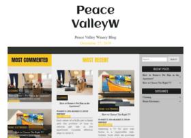peacevalleywinery.com