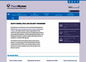 peacewomen.org