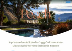 peach-residence.com