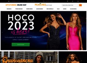 peachesboutique.com